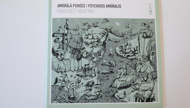 Brīvība anarhijas vietā. Grupas 'Amorālā psihōze' albuma 'Piena ceļš' apskats