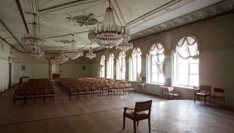 Vāgnera zāli varētu atjaunot par neizmantotiem ES fondu līdzekļiem un pielāgot 'Latvijas koncertu' vajadzībām