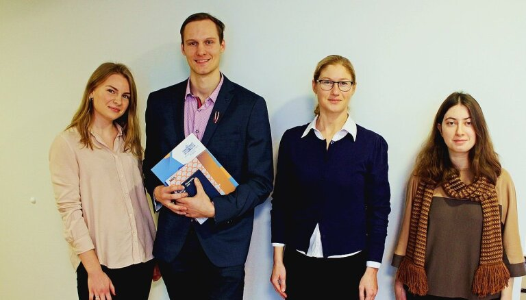 Četri jaunie Latvijas zinātnieki saņem prāvas stipendijas