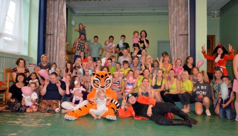 Kultūras pilī 'Ziemeļblāzma' notiks vājdzirdīgo bērnu talantu konkurss 'Ko Tu proti?'