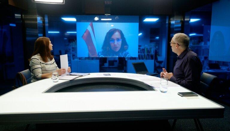 Ministre maldina sabiedrību vai 'priekšlikumi zelta zivtiņas vēlmju formātā' - Vanaga pret Šuplinsku