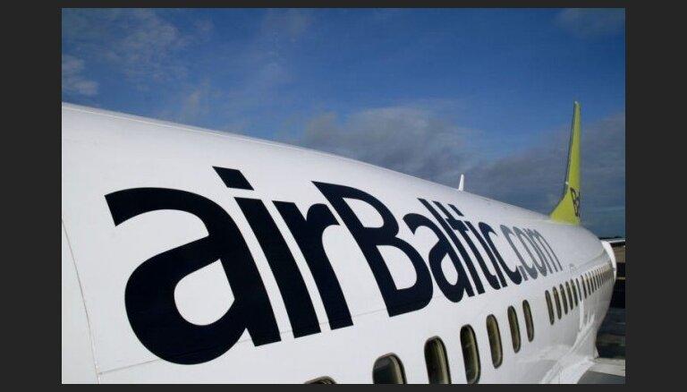 airBaltic удалось в 4 раза сократить размер убытков