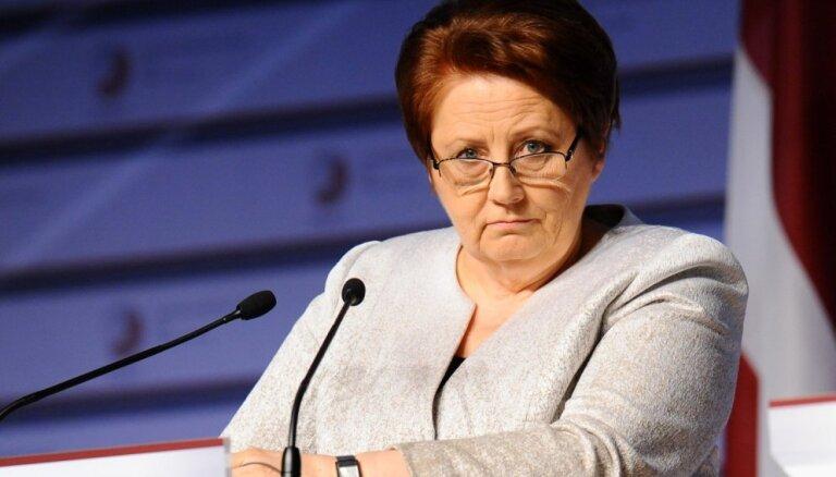 Страуюма не считает, что нарушила какие-то обещания о пенсиях