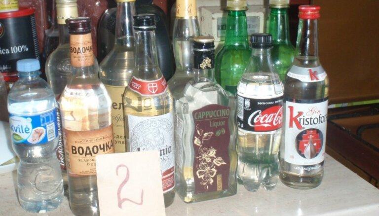 Из-за повышения акциза в Латвии заметно подорожает алкоголь
