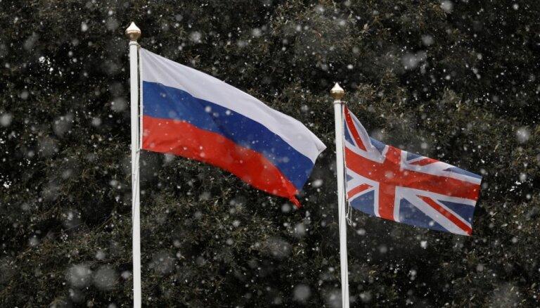 Krievija ir lielāks drauds nekā 'Daesh', uzskata britu armijas komandieris