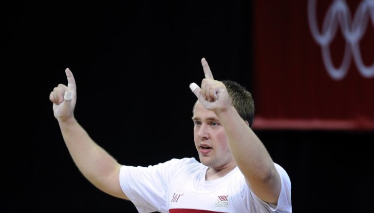 Svarcēlājs Plēsnieks izcīna ceturto vietu Eiropas čempionātā