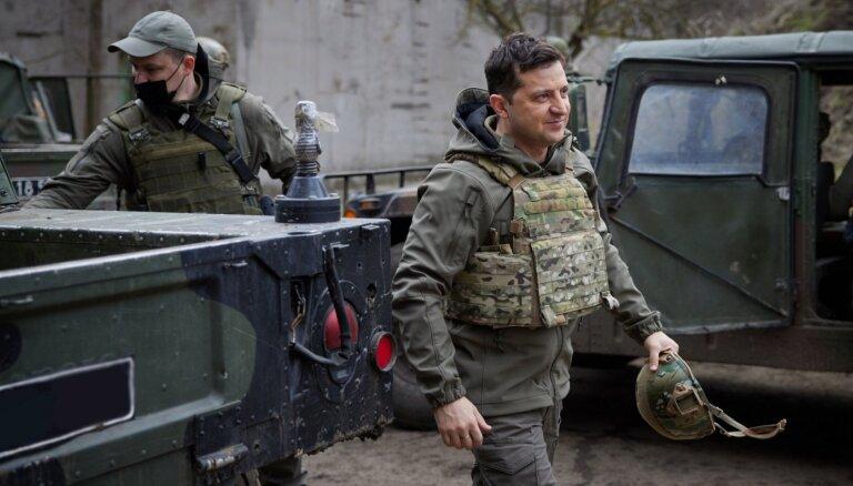 Зеленский высказался за поставки немецкого оружия в Украину