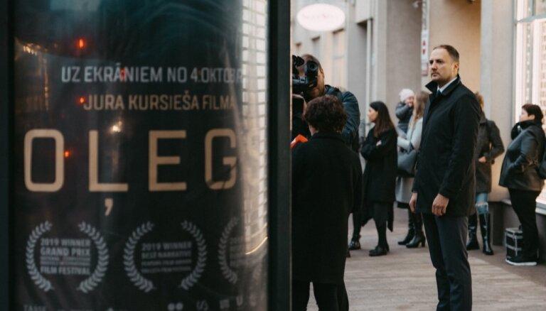 """Фильм Курсиетиса """"Олег"""" получил главный приз кинофестиваля CinEast в Люксембурге"""