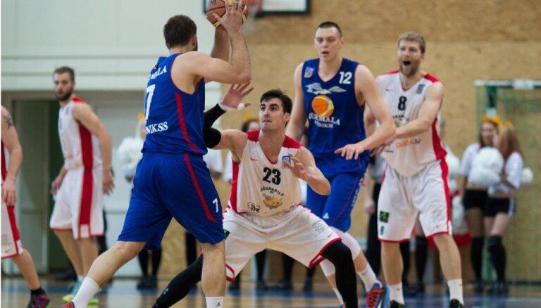 'Jēkabpils' basketbolisti nonāk uzvaras attālumā līdz LBL bronzas medaļām