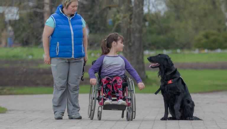 Četrkājainie dziednieki: suns – ārsts un skolotājs