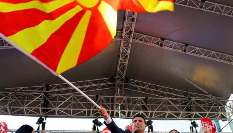 Grieķija pirmā atbalstīs Ziemeļmaķedonijas iestāšanos NATO