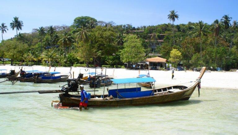 Taizemes upē pirāti nogalinājuši 11 ķīniešu jūrniekus
