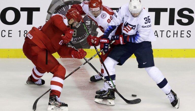 Video: ASV lieliski nospēlē pret Dāniju
