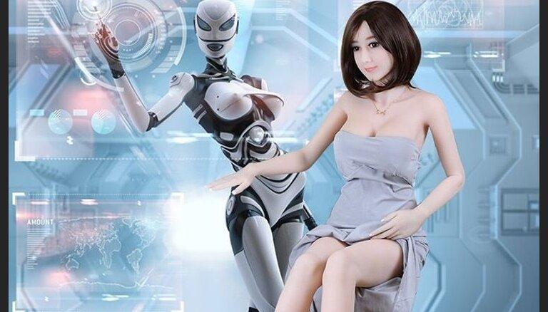 Как секс-роботы могут изменить отношение мужчин к обычным женщинам