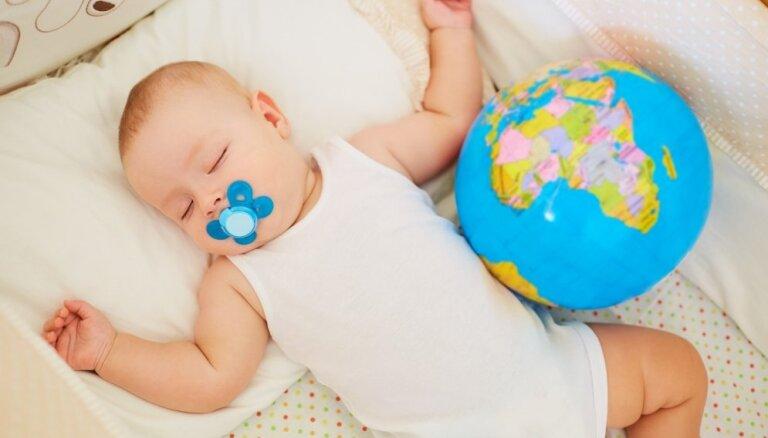 Laiks doties pie miera. Bērnu gulētiešanas ieradumu atšķirības dažādās pasaules valstīs