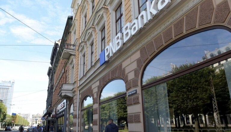 FKTK 'PNB bankas' darbībā konstatējusi sankciju likuma pārkāpumus