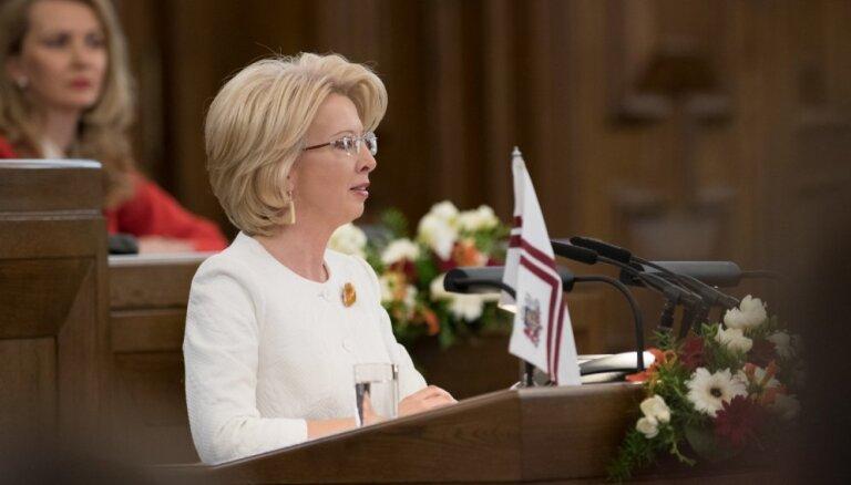 Спикер Сейма: Латвия глубоко укоренилась в западной демократии
