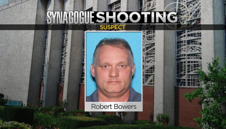 Напавшему на синагогу в Питтсбурге предъявлены обвинения: ему грозит смертная казнь