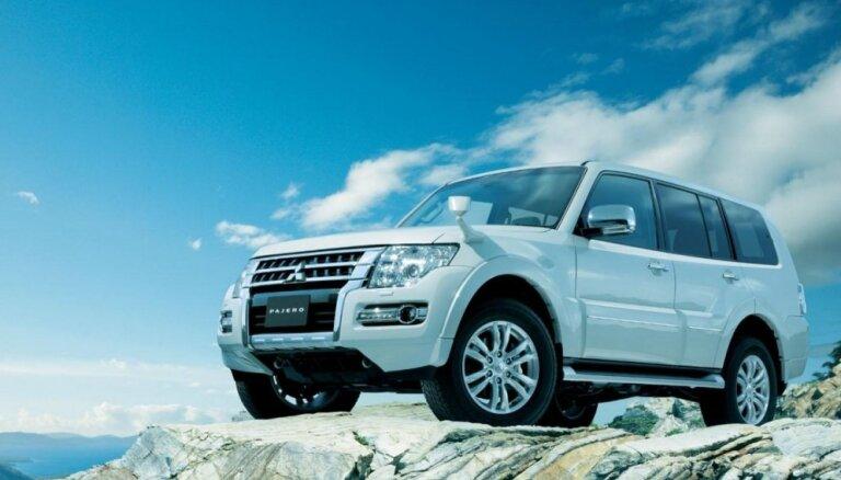 Mitsubishi прекратит производство внедорожника Pajero