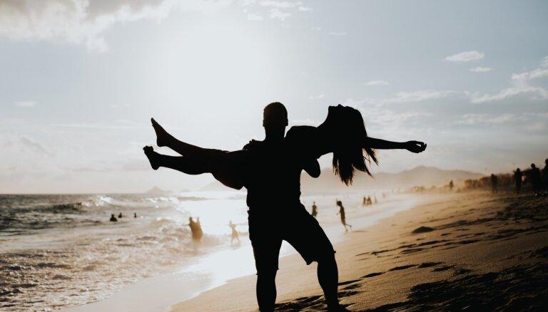Esmu parādā rūpēties par sevi: sievas pārdomas pēc pirmā laulībā pavadītā gada