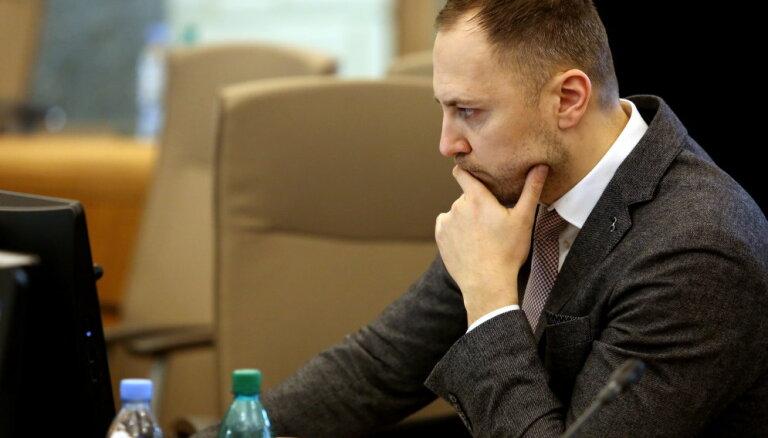 Ģirģens 'degošām vajadzībām' iekšlietu jomā budžetā prasīs 22 miljonus eiro