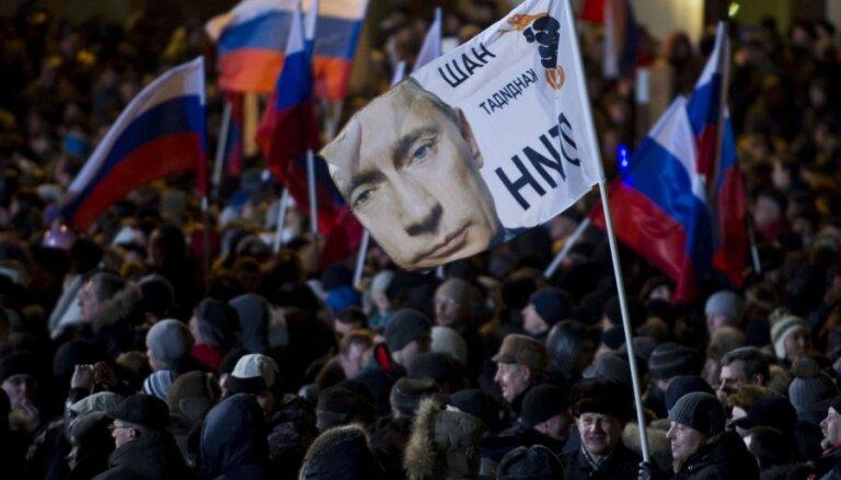 Выдуманного протеже Путина на выборах президента поддержали бы 18% россиян
