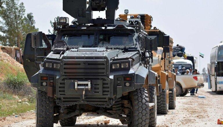 Erdogans operācijā pret PKK sola 'nosusināt purvu' Irākā