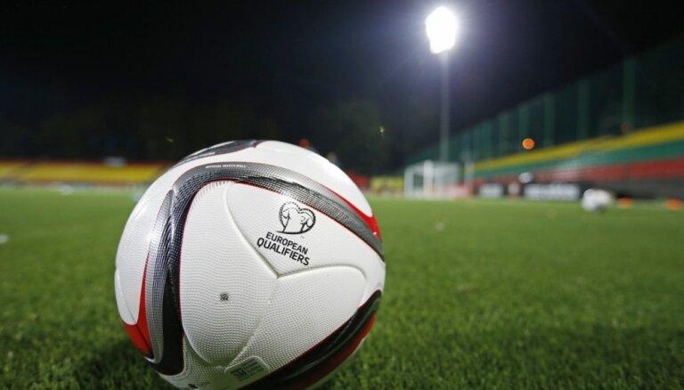 Ventspils stadionā par 4483 eiro ierīko atsildīšanās zonu