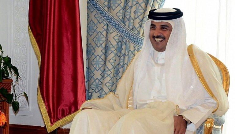 Эмир Катара впервые прокомментировал конфликт с арабскими странами