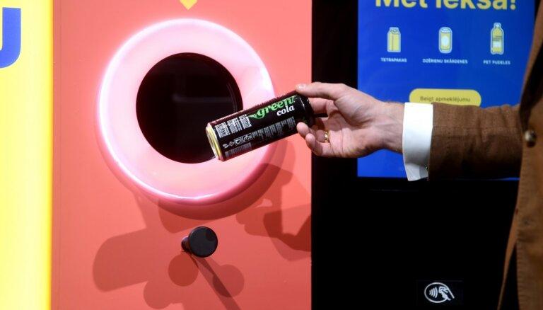 VVD juristi sākuši vērtēt, vai būtu noraidāms 'Nulles depozīta' pieteikums atkritumu depozīta sistēmas ieviešanai