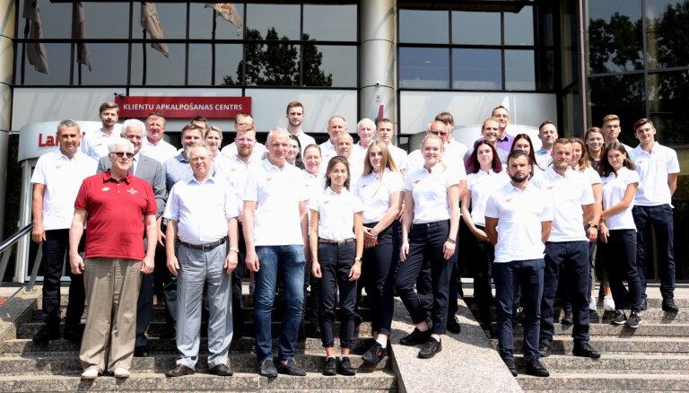 Latvijas delegācijas karognesējs Eiropas spēļu atklāšanas ceremonijā būs džudists Borodavko
