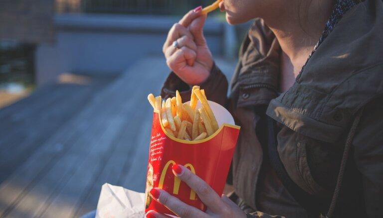 Globālais pieprasījums pēc 'McDonald's' atgriezies pirmspandēmijas līmenī