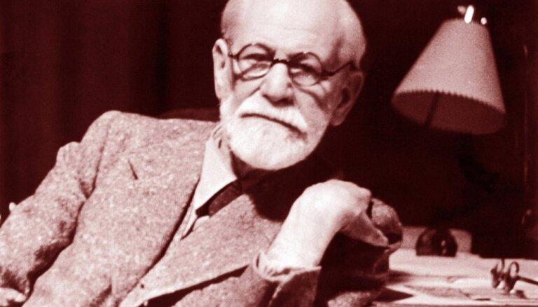 10 spēcīgi psihoanalīzes tēva Zigmunda Freida citāti