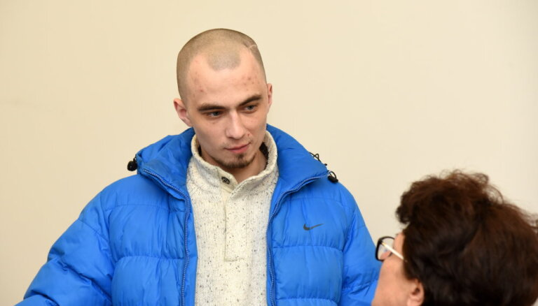 Daugavpilieti Skripņiku par dalību bruņotā konfliktā Luhanskā soda ar piecu gadu cietumsodu
