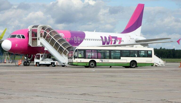 'Wizz Air' uzsākusi lidojumus no Rīgas uz Stavangeru Norvēģijā