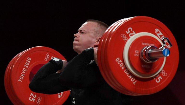 Ritvars Suharevs olimpiskajā debijā ieņem sesto vietu