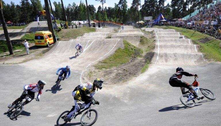 72 Latvijas BMX braucēji dodas uz UEC Eiropas kausa posmos