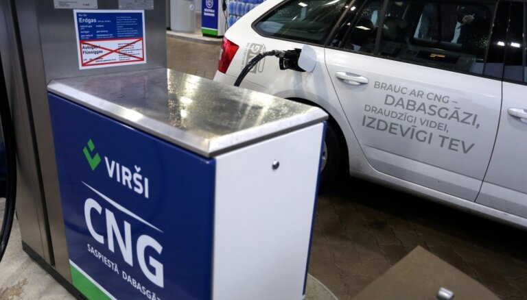 Volkswagen поставил крест на компримированном природном газе