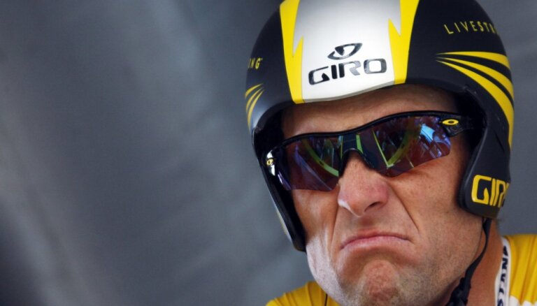 Бывший велогонщик Армстронг выплатит 5 млн долларов за мошенничество