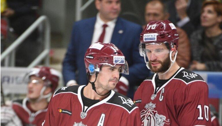 Sotnieks pagarinājumā nodrošina Rīgas 'Dinamo' trešo uzvaru četrās spēlēs