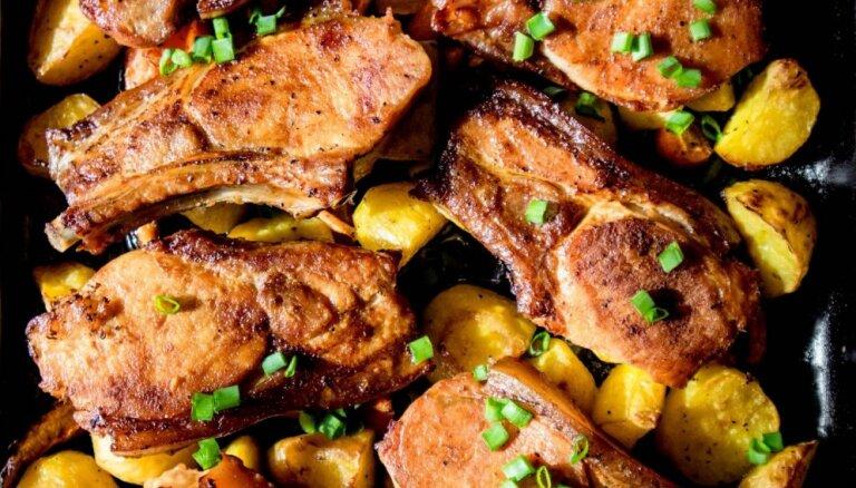Liec pie darba cepeškrāsni! 14 vienas pannas maltītes brīvdienām bez liekām klapatām