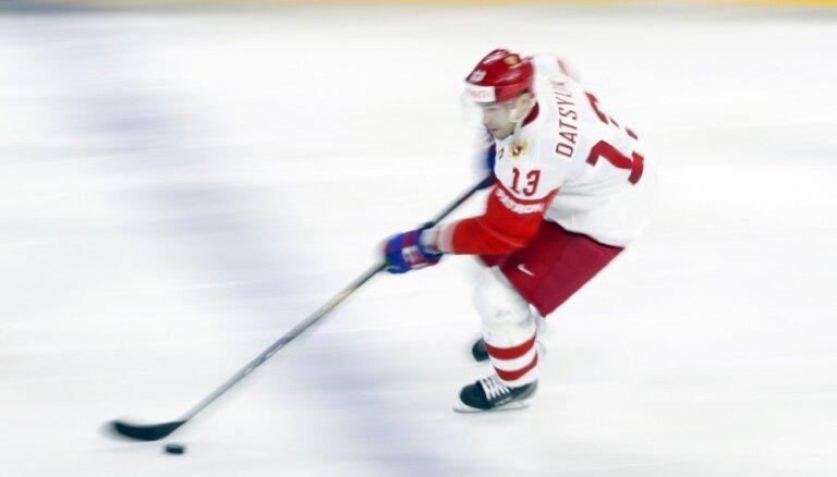 Hokeja 'burvis' Dacjuks uz gadu pagarina līgumu ar 'Avtomobilist'