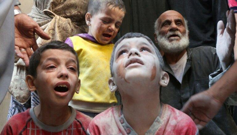 Госдеп назвал оскорбительным сравнение операций в Алеппо и Мосуле