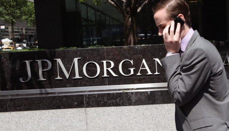 'JPMorgan' lēmums apturēt klīringa darījumus ar Latvijas bankām – daļa no ikdienišķa procesa, apgalvo FKTK