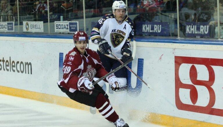 Rīgas 'Dinamo' Sējēja vadībā sāk savu devīto Kontinentālās hokeja līgas sezonu