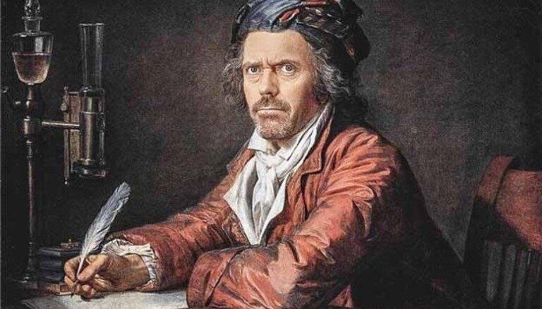 Foto: Mūsdienu slavenības renesanses laika gleznās