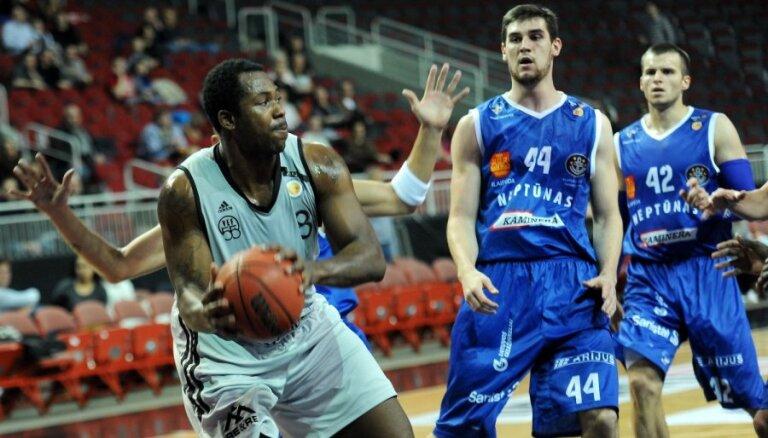 Nikss atstājis Latvijas čempionvienību basketbolā 'VEF Rīga'