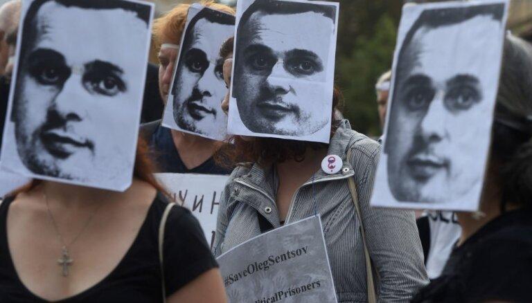ES mājā rādīs filmu 'Process: Krievijas valsts pret Oļegu Sencovu'