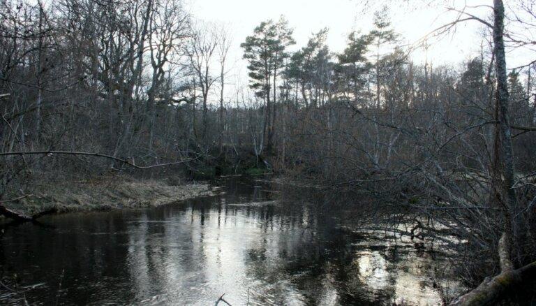 Latvijas upēs atsākas mazūdens periods