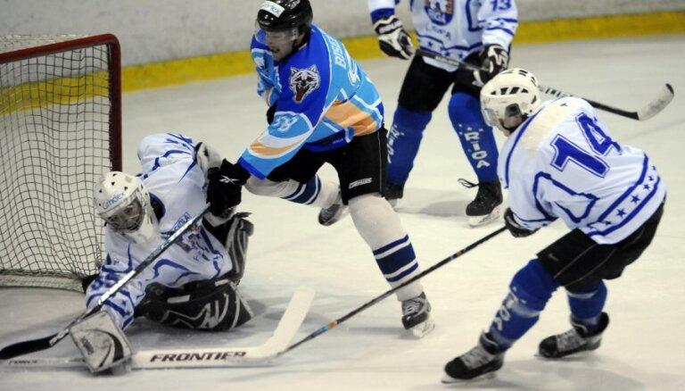 'Ozolnieki-MONARCH' ar uzvaru iesāk Latvijas hokeja čempionāta 'play-off'